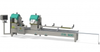 ITM 500 Double heads saw
