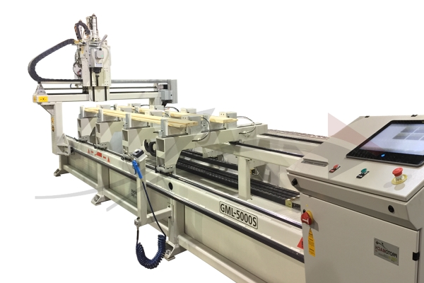 GML 5000S - Centre d'usinage 3 axes