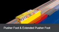 Pusher Foot & Extended Pusher Foot